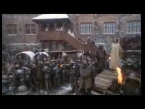 joan of arc burn scene