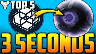 How To Kill Public Event Boss In 3 SECONDS!! - Destiny 2 - Top 5 WTF Moments Of The Week / 45