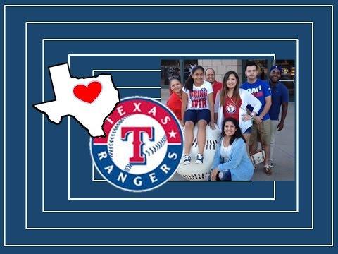 Deep in the heart of Texas: Texas Rangers' Game