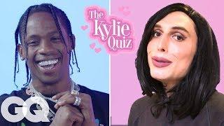 Kylie Jenner Asks Travis Scott 23 Questions | Benito Skinner (2018)