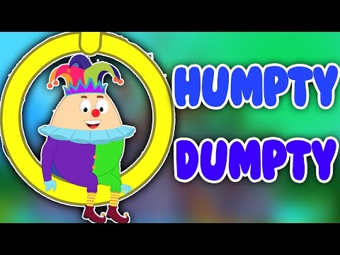 Humpty Dumpty Sat On a Wall Kids Song   Humpty Dumpty Kinderreime   Vorschul Songs Compilation