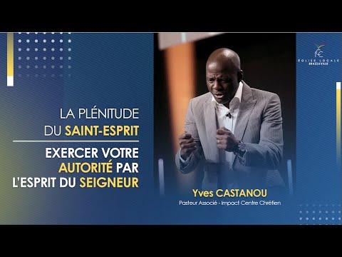 Download EXERCER VOTRE AUTORITE PAR L'ESPRIT DU SEIGNEUR | | Pasteur Yves CASTANOU | DIMANCHE 16/05/2021 | 1