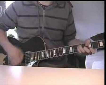 die ärzte cover - Deine Schuld (Gitarre by DSP)