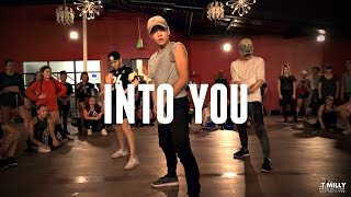 Download Ariana Grande - Into You - Choreography by Alexander Chung - Filmed by @TimMilgram