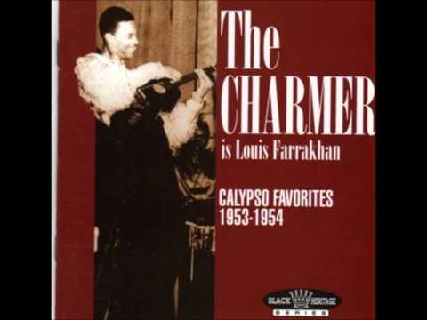 """Brown Skin Gal"" by calypsonian ""The Charmer (Louis Farrakhan}"