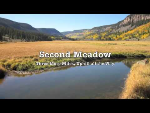 Elk creek meadows colorado youtube for Colorado out of state fishing license