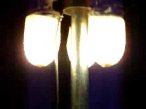 Gas Lamp Igniter Project - Prototype Demonstration