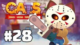 SPOOKY HALLOWEEN UPDATE.!!! | C.A.T.S | Crash Arena Turbo Stars Gameplay Part 28