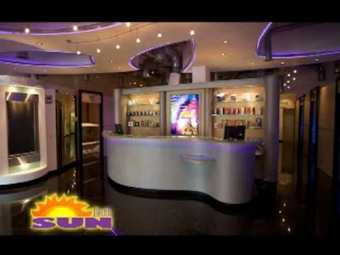 Electric Sun Tanning Salons - Fort Lauderdale And Lauderhill - Sunless Tanning With VersaSpa