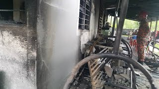 Three, including child, killed in Langkawi house fire