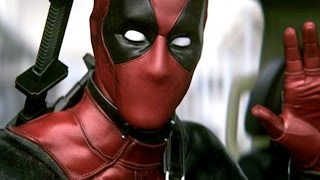 Deadpool Music Video ( System of a Down - Chop Suey )