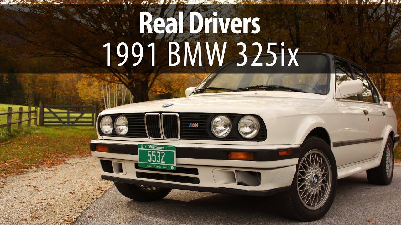 Real Drivers BMW Ix E YouTube - Bmw 325ix