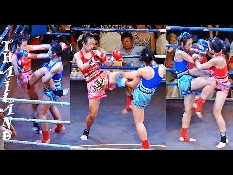 thai bar girl boxing
