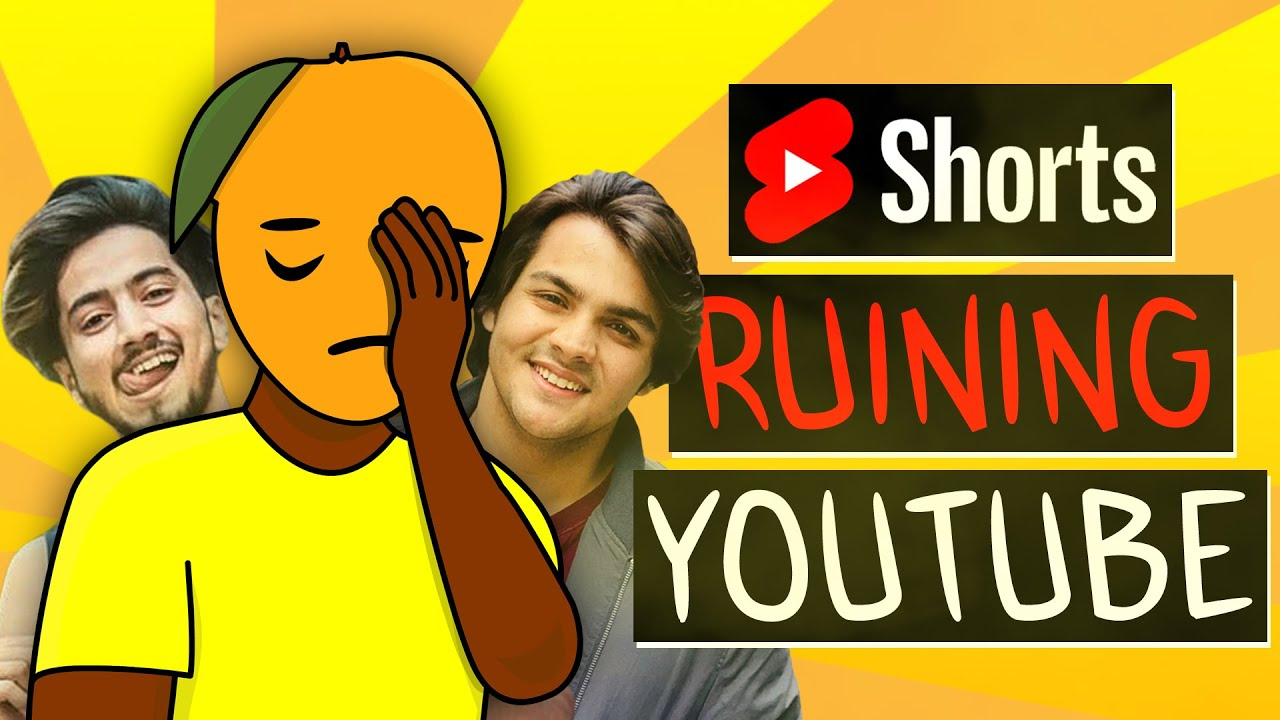 Download Youtube Shorts is Ruining Youtube | Mango Boi