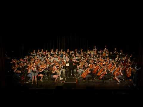 Starlight - 2016 Seattle Rock Orchestra Summer Intensive (Seattle)