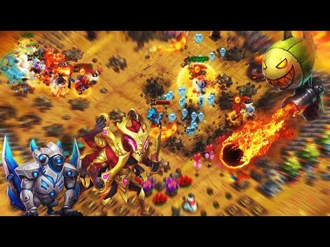 GUILD WARS | SICK Ghoulem & Asura Combo | CASTLE CLASH