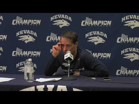 Nevada Basketball Post Game Press Conference: Wyoming