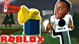 HE TRICKED ME!! - ROBLOX