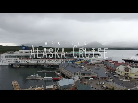 Archive: Alaska Cruise Part 1