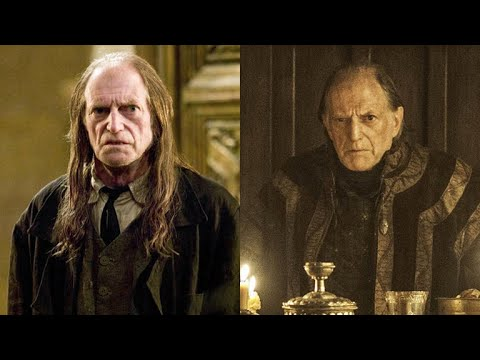 10 Harry Potter Stars Who Were Also on Game of Thrones