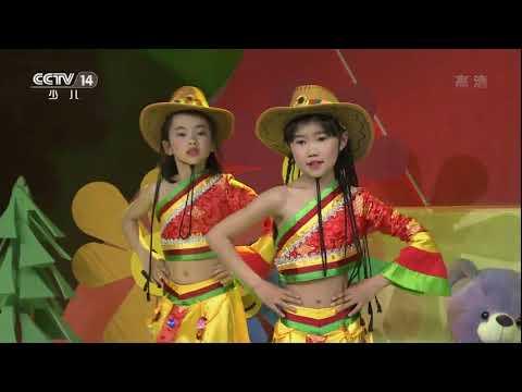 [英雄出少年]《幸福格桑花》 表演:沈可馨等 | CCTV少儿