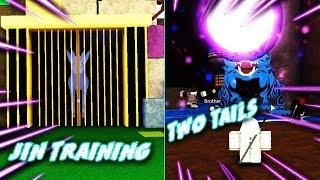 Jinchūriki Training + 2 Tails Wiped ALREADY   Sakura Shippuden 2🌸