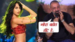 Sanjay Dutt BEST Reaction On 'O SAKI SAKI' Song Remake