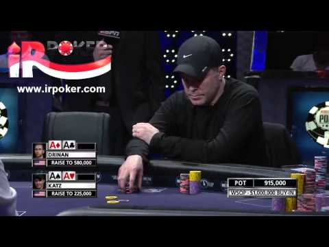 IRPoker.com - Poker Online Uang Asli Aman&Terpercaya - Poker Bad Beat