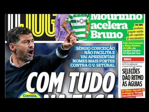 Benfica 1-2 Porto 2010/2011 (jogo completo) SEGUNDA PARTE from YouTube · Duration:  50 minutes 45 seconds