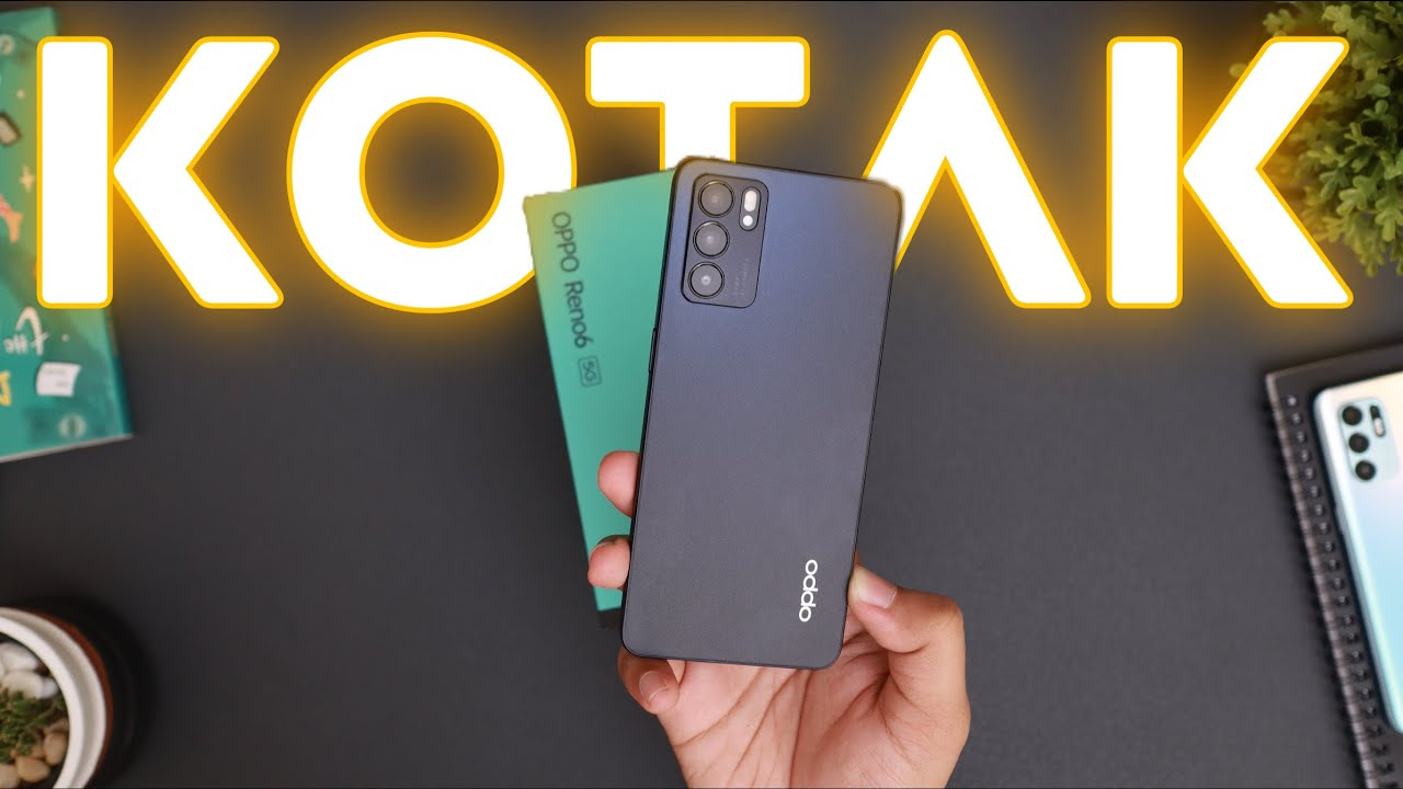 NJIR CAKEP !! Unboxing OPPO Reno6 5G