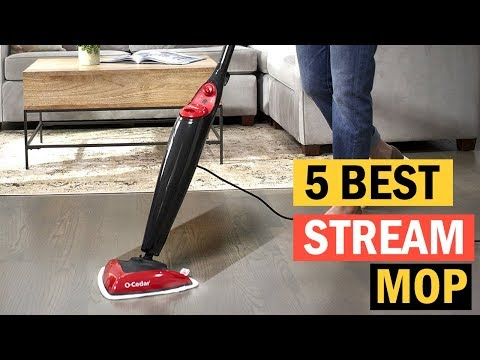 5 Best Stream Mop For Hardwood Floors | Best Steam Cleaner For Home | The Best Steam Mop Review