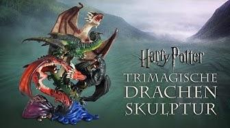 Harry Potter: Trimagische Drachen Skulptur
