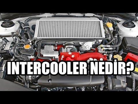 Ne Nedir? | Intercooler Nedir? Nasıl Çalışır?