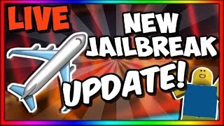 🔴[ROBLOX LIVE]🔴 | Jailbreak | STREAMING UNTIL THE UPDATE | FACECAM | JOIN US! #RoadTo2000
