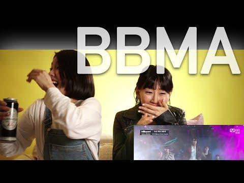 (KOR/ENG) BTS BBMA 2018  'FAKE LOVE ' reaction. Save us!