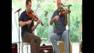 Cajun Musicians Mitch Reed & Michael Doucet