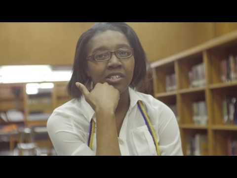 2016 National Honor Society Induction, Arthur Hill High School. HIRE Teens.