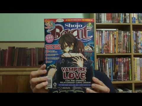 My Shojo Beat Magazine Collection