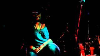 Kayla Wass performs Walk Away Joe
