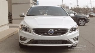 2015 Volvo V60 Sportswagon Test Drive & Review