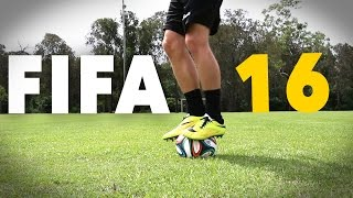 FIFA 16 Skill Suggestions