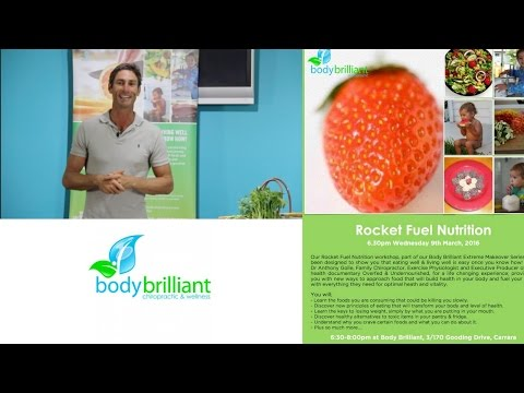 Rocket Fuel Nutrition by Body Brilliant | Part One