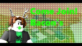 Mrbacon LIVE! Come Join Roblox MM2 & Jailbreak!