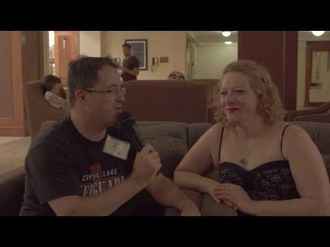 Indie Corner TV:  Episode 24 Rochelle Davis