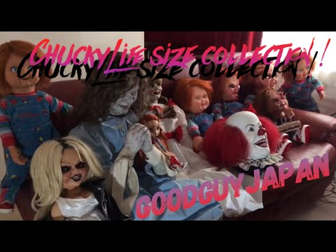 Chucky Replica Collection チャッキー