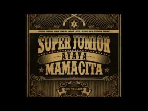 Super Junior 슈퍼주니어_MAMACITA(아야야) AUDIO MP3