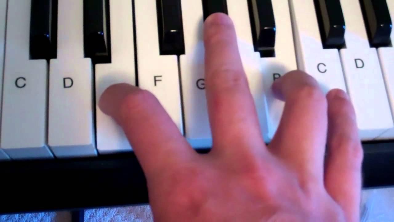 E major chord piano keyboard demo youtube e major chord piano keyboard demo hexwebz Gallery