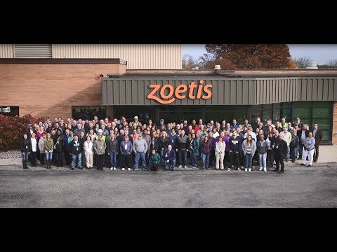 Zoetis In Kalamazoo, MI (Global Manufacturing & Supply)