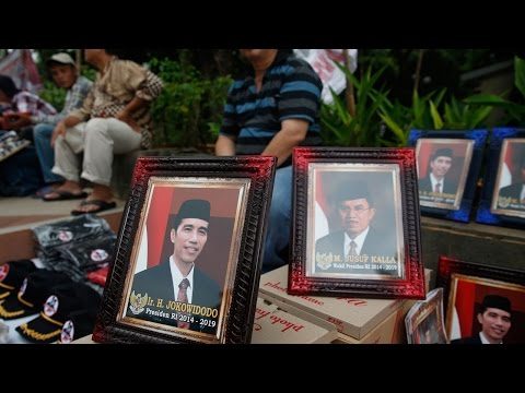 Did Joko Widodo Rig Indonesia's Elections? (LinkAsia: 7/25/14)