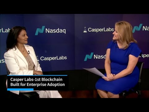 Casper Labs: The First Blockchain Built for Enterprise Adoption